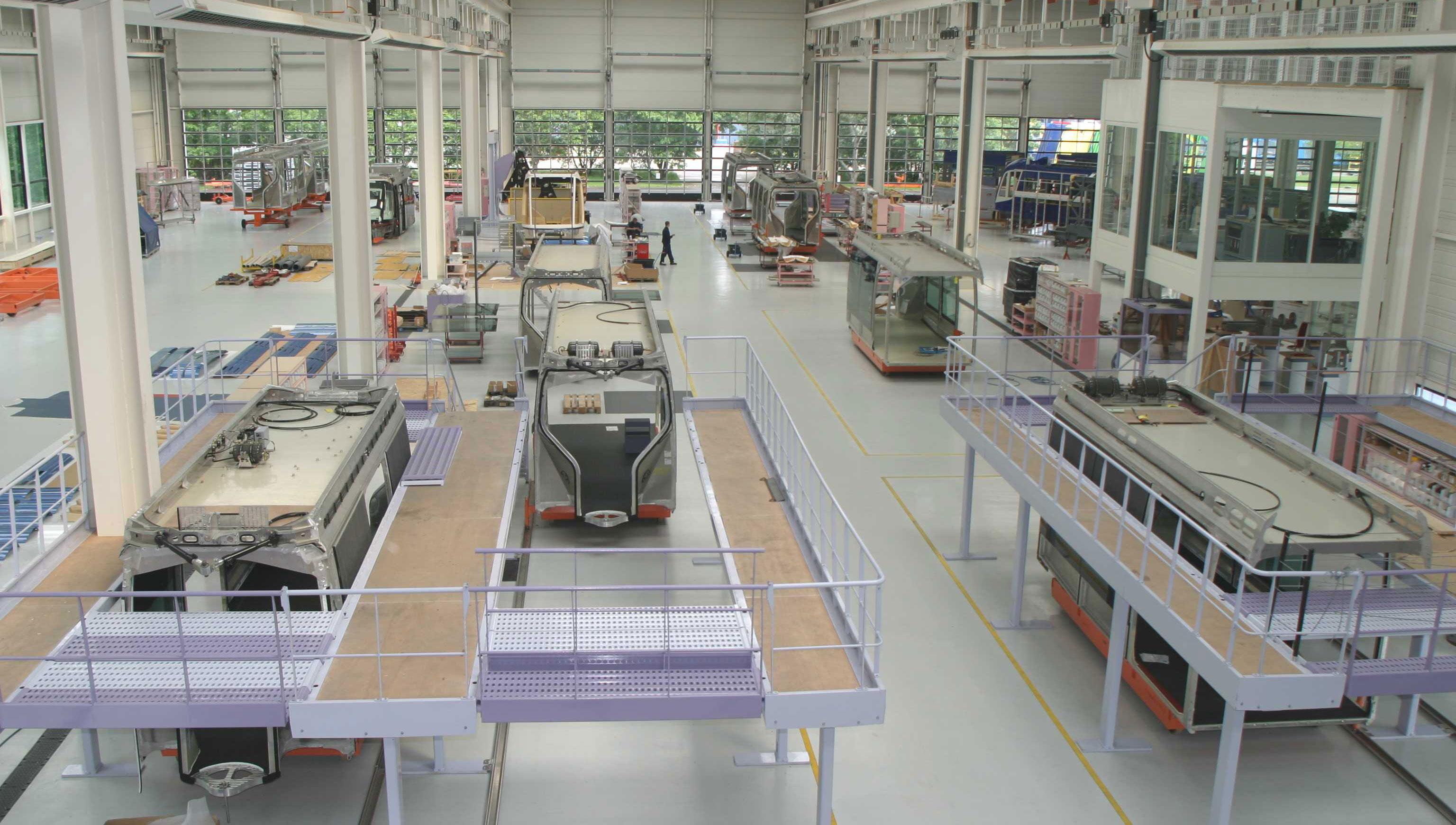 Locaux industriels