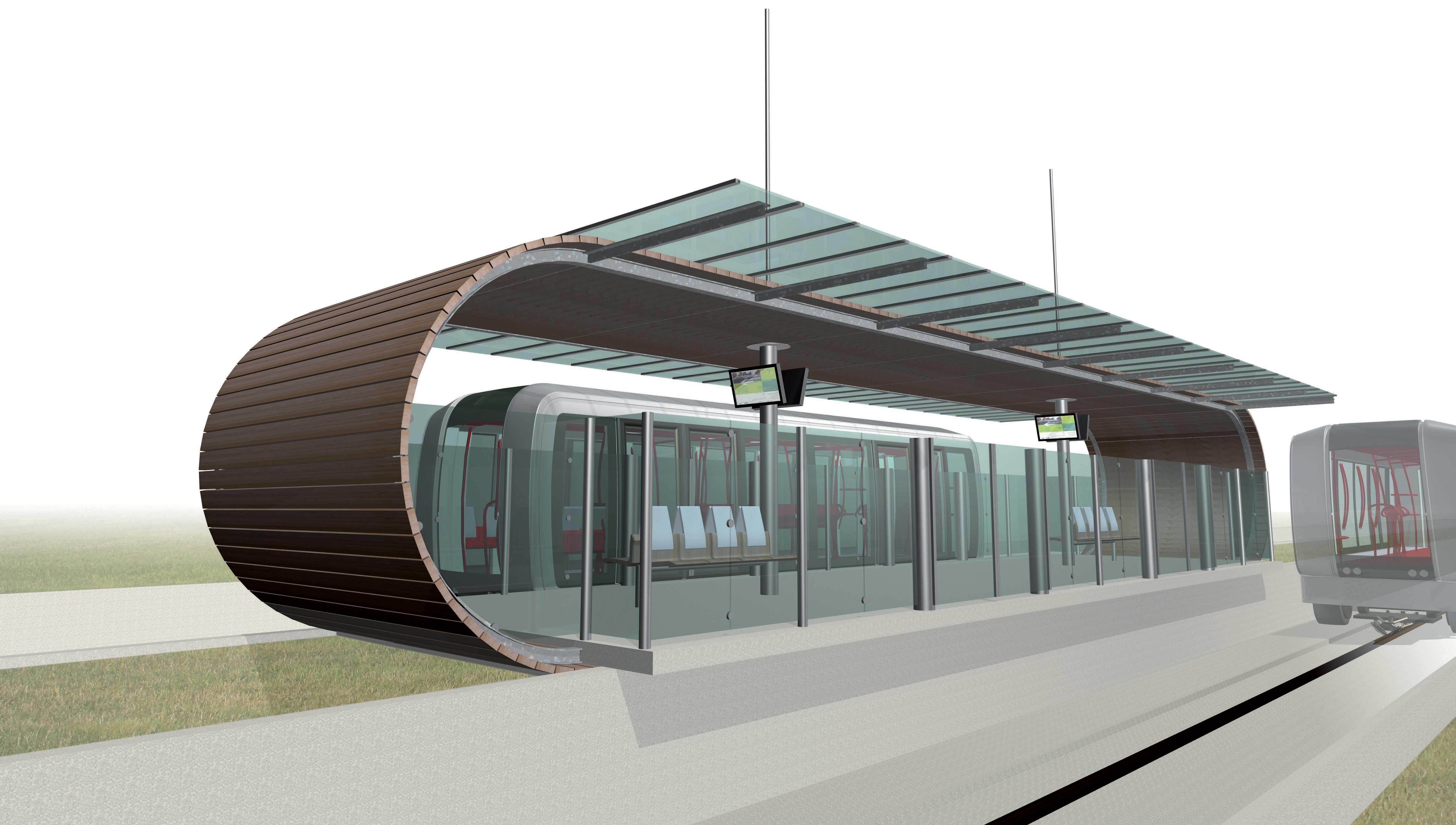Station de métro CITYVAL