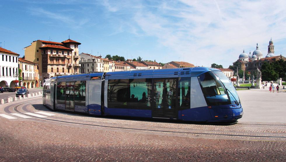 Tramway TRANSLOHR Padova